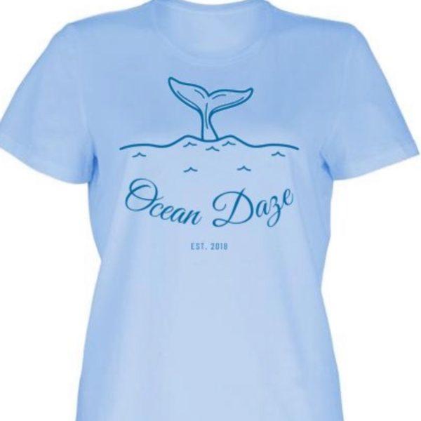 Women's Whale Women's T-shirt