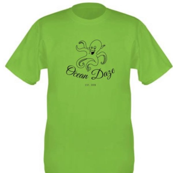 Oscar The Octopus T-Shirt